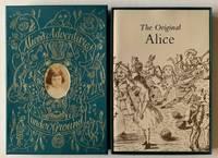 Alice's Adventures Underground + The Original Alice (in Publisher's Box)