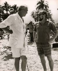 image of Night of the Iguana (Original photograph of John Huston and Tennessee Williams on the set of the 1964 film)
