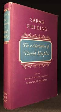 image of The Adventures of David Simple; Containing an Account of His Travels Through the Cities of London and Westminster in the Search of a Real Friend (Series: Oxford English Novels.)