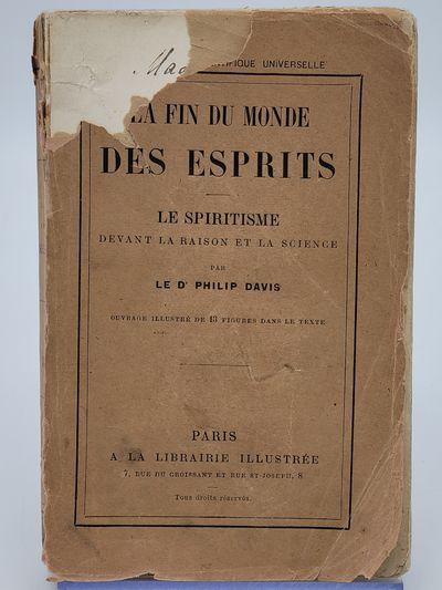 Paris. : A La Librairie Illustree. , No date but 1892. 1st Edition.. Publisher's printed wraps. . ...