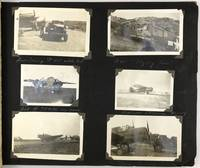 [Photo Album Containing More than 100 Original Photographs of the 39th Air Depot at Amchitka, Alaska During World War II]