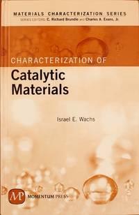 image of Characterization of Catalytic Materials (Materials Characterization)