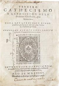Tercero cathecismo y exposicion de la Doctrina Christiana, por Sermones É.
