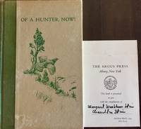 Of a hunter, now!: And other poems