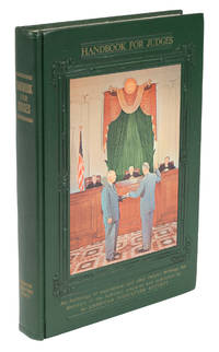 Handbook for Judges. An Anthology of Inspirational Helpful Writings..