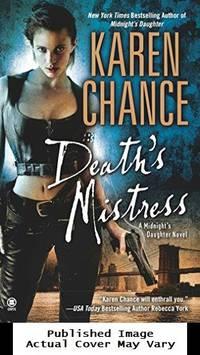 Death's Mistress (Dorina Basarab) by Chance, Karen - 2010-01-05 Spine Wear. See our T