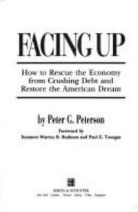 image of Facing Up : Paying Our Nation's Debt and Saving Our Children's Future
