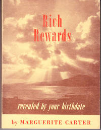 Rich Rewards Revealed By Your Birthdate