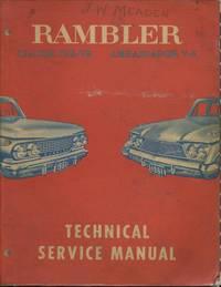 Rambler Classic Six-V8, Ambassador V-8