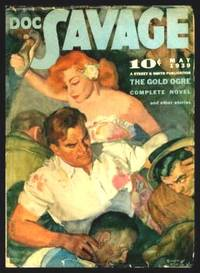 image of DOC SAVAGE - Volume 13, number 3 - May 1939