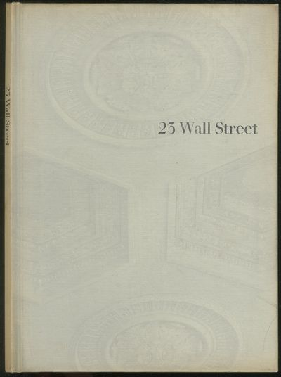 New York: Morgan Guaranty Trust Company of New York, 1964. Hardcover. Very Good. First edition. Very...