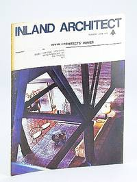 Inland Architect, Chicago Chapter, American Institute of Architects (AIA), June 1973 - Cover Photo in Edward Dart's Home