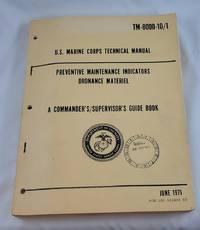 USMC TM-8000-10/1: Preventive Maintenance Indicators Ordnance Materiel