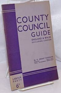 image of County Council Guide: England_Wales Excluding London