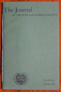 The Journal of the William Morris Society Volume II Number 1 Spring 1966