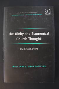 The Trinity and Ecumenical Church Thought - The Church Event