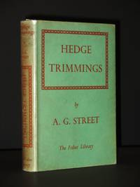 Hedge-Trimmings: (Faber Library No. 25)