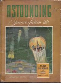 """image of ASTOUNDING Science Fiction: March, Mar. 1943 (""""The Weapon Makers"""")"""