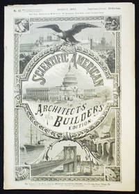 image of Scientific American: Architects and Builders Edition -- No. 82, August 1892 [with 2 color plates]
