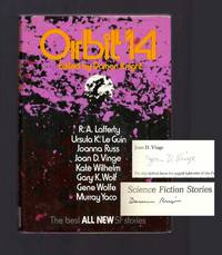 ORBIT 14. An Anthology of New Science Fiction Stories. Signed.