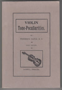 image of Violin Tone-Peculiarities