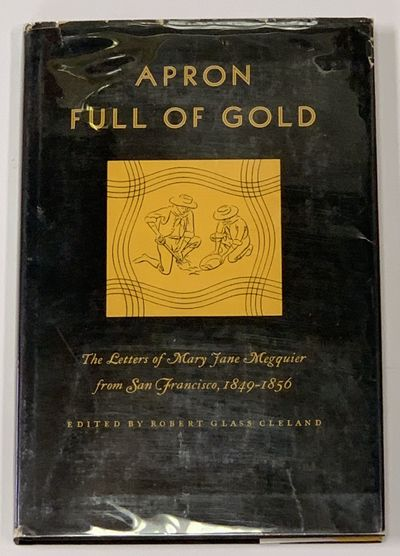 San Morino: Huntington Library, 1949. 1st edition. Black cloth binding with gold foil onlay to front...