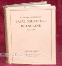 ACCOUNTS RENDERED BY PAPAL COLLECTORS IN ENGLAND, 1317-1378