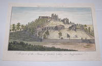 Prospect of the Ruins of Dudley Castle, in Staffordshire. [Hand Colored, from The Complete...