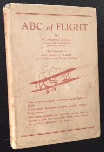 New York: John Wiley & Sons, 1928. Cloth. Very Good/Very Good. The 1928 1st edition, in its handsome...