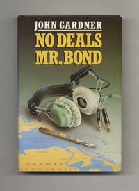 image of No Deals, Mr. Bond  - 1st Edition/1st Printing