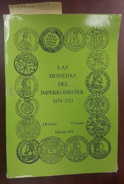 Madrid: Artegraf I. G., 1976. Edicion 1976. Octavo; G+ Paperback; worn and wrinkled; misbound with h...
