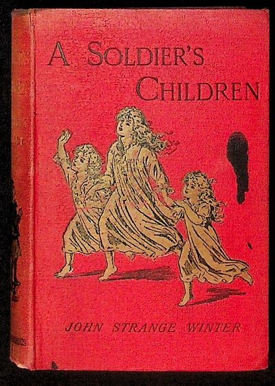 London: Chatto and Windus, 1892. Hardcover. Very Good. Hardcover. 8vo. FIRST EDITION. SCARCE. Red cl...