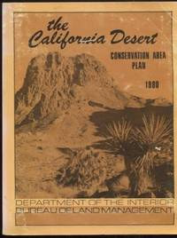 The California Desert Conservation Area Plan, 1980