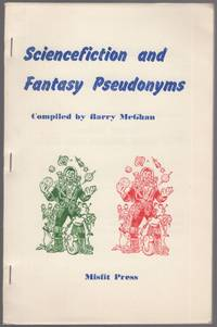 image of Science Fiction and Fantasy Pseudonyms (Revised and Expanded)