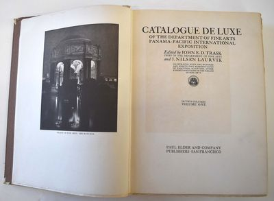San Francisco: Paul Elder and Co, 1915. Hardcover. VG, one of 1000 copies printed, this being 738 of...