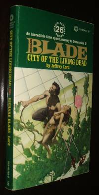 City of the Living Dead (Blade Series, No 26)