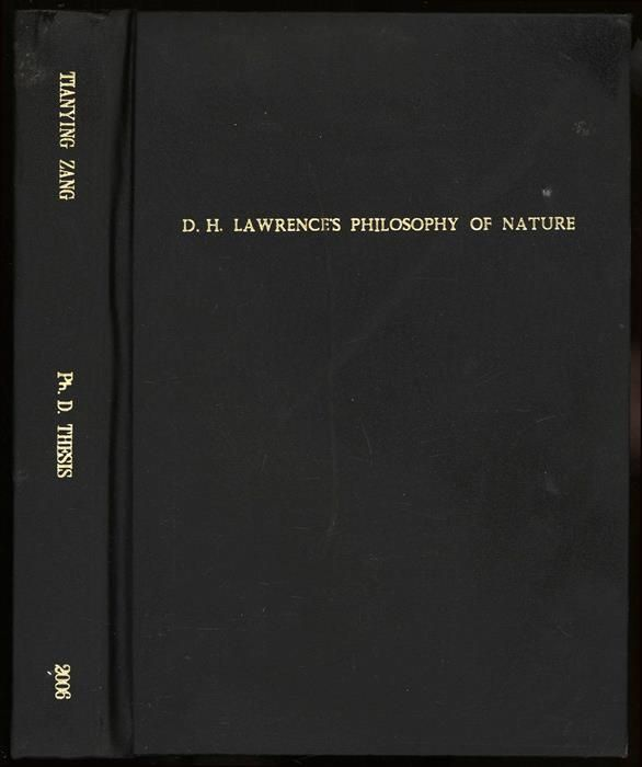d. h. lawrence thesis David herbert (dh) lawrence is one of the most versatile and influential figures in 20th-century literature best known for his novels, lawrence was also an accomplished poet, short story writer, essayist, critic, and travel writer the controversial themes for which he is remembered - namely, the .