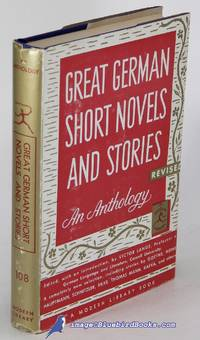 Great German Short Novels and Stories: An Anthology (Revised Edition)  (Modern Library #108.3)