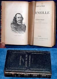 THEATRE DE CORNEILLE Nouvelle Edition Collationnée sur la dernière édition publiée du vivant de l'auteur
