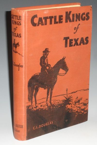 Dallas; (1942): Banks, Upshaw. Octavo. 376p. Significant material on the great ranches in Texas. Pho...