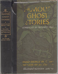 Famous Ghost Stories (ML # 073.2) by  Bennett Cerf - 1st Edition Thus - 1946 - from Sweet Beagle Books and Biblio.co.uk