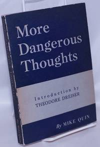 image of More dangerous thoughts;