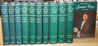 Hardbound set in full, near-fine: The Diary of Samuel Pepys. A new and complete transcription edited by Robert Latham and William Matthews [eleven volumes including Companion and Index vols]