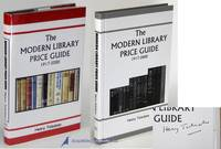 image of Modern Library Price Guide 1917-2000 (Second Revised Edition, in signed  hardcover with dust jacket)