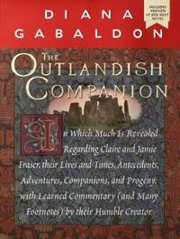 The Outlandish Companion by Diana Gabaldon - Hardcover - 1999 - from ThriftBooks and Biblio.com