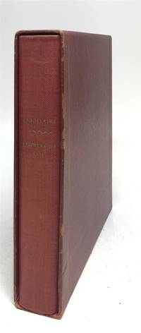 Flowers of Evil by  Charles BAUDELAIRE - Limited - 1940 - from Argosy Book Store (SKU: 206624)