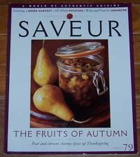 SAVEUR MAGAZINE NOVEMBER 2004 by Saveur - 2004 - from Gibson's Books (SKU: 70861)