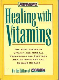 image of Prevention's Healing With Vitamins