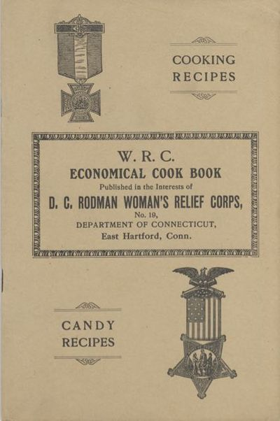 East Hartford, Conn: , 1920. Octavo-sized booklet (21.25 x 14 cm.), 28 pages. Advertisements. Title ...