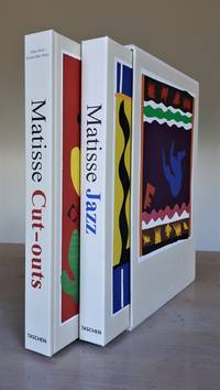 Henri Matisse: Cut-outs, Drawing with Scissors and Jazz. Two volume set.